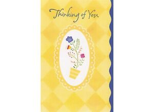 American Greetings Get Well Card: With Warm Thoughts & Get Well Wishes...
