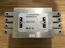 Schaffner FN3280H-64-34 Power Line Filter 3x520/300V