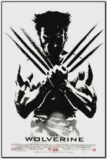 WOLVERINE -2013- original 27x40 Movie Poster - US Final Style - HUGH JACKMAN