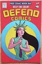 Help The Comic Book Legal Defense Fund Defend Comics, Free Comic Book Day 2014
