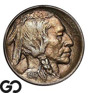 1913-D Buffalo Nickel, Type 1, Gem BU++ Tougher Date