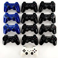 Sony PlayStation 3 Wireless OEM Controllers Lot Of 13 Parts Or Repair As-Is READ