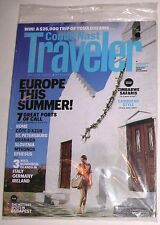 Conde Nast Traveler Magazine March 2012. Special Report Zimbabwe Safaris. SEALED