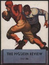 1944 Cal vs USC  Football Game Program