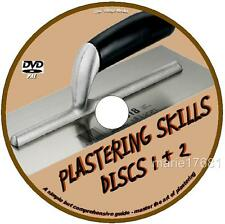 Learn 2 Plaster, Beginners Schritt für Verputzen Kurs DIY Studenten Video DVD