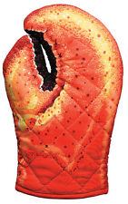 Boston Warehouse Lobster Claw Decorative Oven Mitt