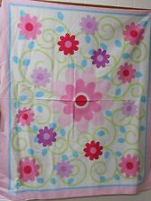 "1 Springs ""Dilly Dally"" Floral Panel Fabric"