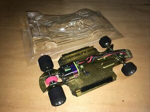 Parma 1/24 FCR Slot Car Chassis With New Body
