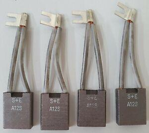 Kohlebürstensatz (4Stk) 25.5 x 19.8 x 7.9 mm Stapler Jungheinrich MIC
