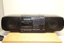 Panasonic RX-DS30 Radiorecorder Ghettoblaster Vintage tragbares Radio ATLS/XBS