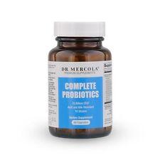 DR. Mercola, completare i probiotici, 60 Capsule-garantita massima freschezza