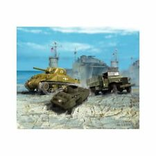 REVELL REVE03350 US ARMY VEHICLES (WWII) 1/144
