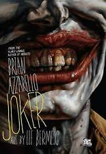 Joker HC by Brian Azzarello (Hardback, 2008)