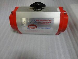 Bray 105159 Mac Equipment 92/93 Series Pneumatic Valve Actuator Max Psi 140