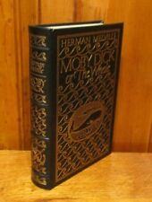 MOBY DICK - HERMAN MELVILLE - EASTON PRESS - LEATHER