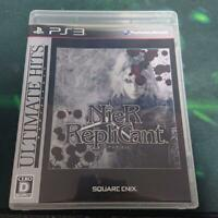 PS3 NieR Replicant Ultimate Hits SQUARE ENIX Play Station 3 From Japan