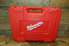 Milwaukee 0512-26 14.4V Driver Drill & Work Light CASE ONLY