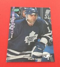 1994/95 Parkhurst Hockey Mike Gartner Card #228***Toronto Maple Leafs***