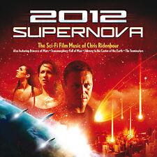 2012 SUPERNOVA / VOYAGE AU CENTRE DE LA TERRE (MUSIQUE) - CHRIS RIDENHOUR (CD)