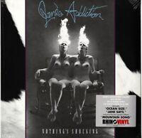 Jane's Addiction, Nothing's Shocking, 180 Gram, Vinyl, Reissue, Rhino Recs, NEW