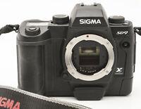 Sigma SD9 SD 9 SD-9 Gehäuse Body DSLR Kamera Spiegelreflexkamera