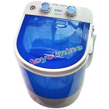 Portable Mini Compact Countertop Washing Machine Washer 110V 5.5lbs XPB3.5-218 B