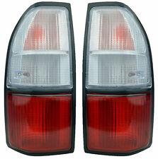 Pair Tail Lights For Toyota Landcruiser Prado 07/99-08/02 New ZJ 95 Lamps 00 01