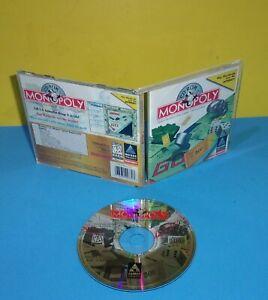 Hasbro Interactive MONOPOLY 1997 Windows PC Computer Game CD-ROM