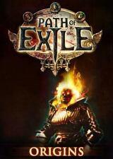McRae, Edwin; McGraw, Roy .. Path of Exile Volume 1: Origins (Path of Exile Tp)