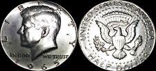 1965-P 50c Silver Kennedy Half Dollar Superb Gem Uncirculated