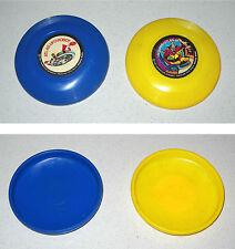 2 Mini frisbee GOLDRAKE ATLAS UFO ROBOT Minipeg Pegaso Roma Fresbee Goldorak