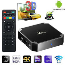 X96 Mini Amlogic S905W TV BOX Android7.1.2 Quad Core 4K 3D 2.4GWiFi  Set Top Box