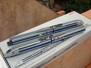 MARKLIN RARE COFFRET 37796 RAME TGV POS DE LA SNCF4 ELEMENTS DIGITAL Mfx SOUND