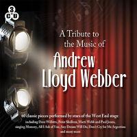 The Music Of Andrew Lloyd Webber  - 3 CD SET - BRAND NEW GREATEST HITS BEST OF