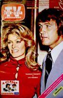 TV Guide 1978 Charlie's Angels Farrah Fawcett Lee Majors International EX/NM COA
