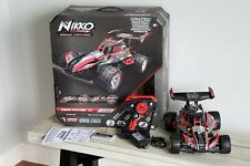 Toy State Nikko Turbo Panther X2 Scale 1:10 Radio Control Race Vehicle Car Red