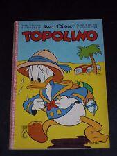 ***TOPOLINO N. 345***  8 LUGLIO 1962 - CON BOLLINO E FIGURINE