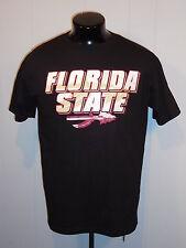FLORIDA STATE FSU SEMINOLES MEN'S T SHIRT M COTTON S.S.COTTON FEAR SPEAR NWOT