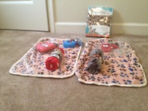 Pet Supplies Mixed Items Lot Of 8 Puppy Dog Animal Supplies