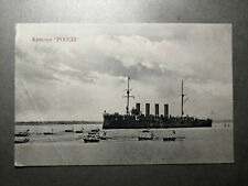 Russia,old postcard of battleship ,,Russia,,