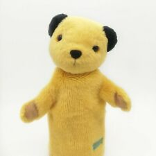 💛 Vintage Sooty Show Hand Puppet excellent condition Golden Bear