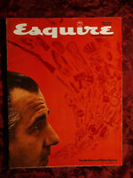 ESQUIRE May 1970 Spiro Agnew Raquel Welch Muhammad Ali Bomb Shelters