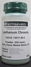 Lanthanum Chromite Powder 200 Mesh 999 Trace Metals Basis 50g