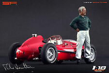 1/18 Mike Hawthorn VERY RARE!!! figures for1:18 Minichamps Autoart F1 Ferrari