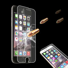4x Premium Real Screen Protector Tempered Glass Film for iPhone 6 6s 7 Plus iPhone 5 (4-pack)