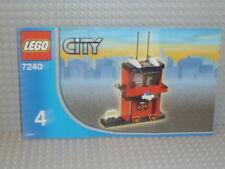 LEGO® City Bauanleitung 7240 Fire Station Heft 4 ungelocht instruction B964