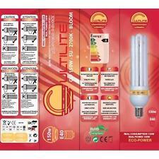 Lampada Cultilite G-Shock CFL 150W Bloom 2700°K red fioritura flowering indoor