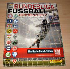 Sammelbilder Aufkleber Panini Album Fussball Bundesliga 2006/2007 komplett