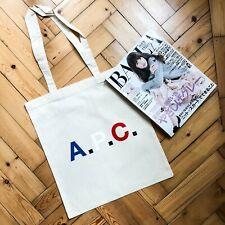 APC x Baila Magazine Canvas Tote Bag in Supreme Condition