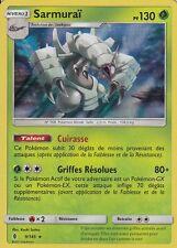 🌈Sarmuraï Holo  -SL2:Gardiens Ascendants-9/145-Carte Pokemon Neuve Française